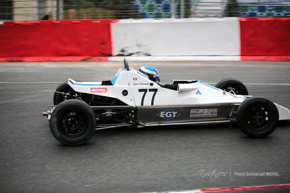 Pierre-Emmanuel MICHEL | Formula Ford Historic