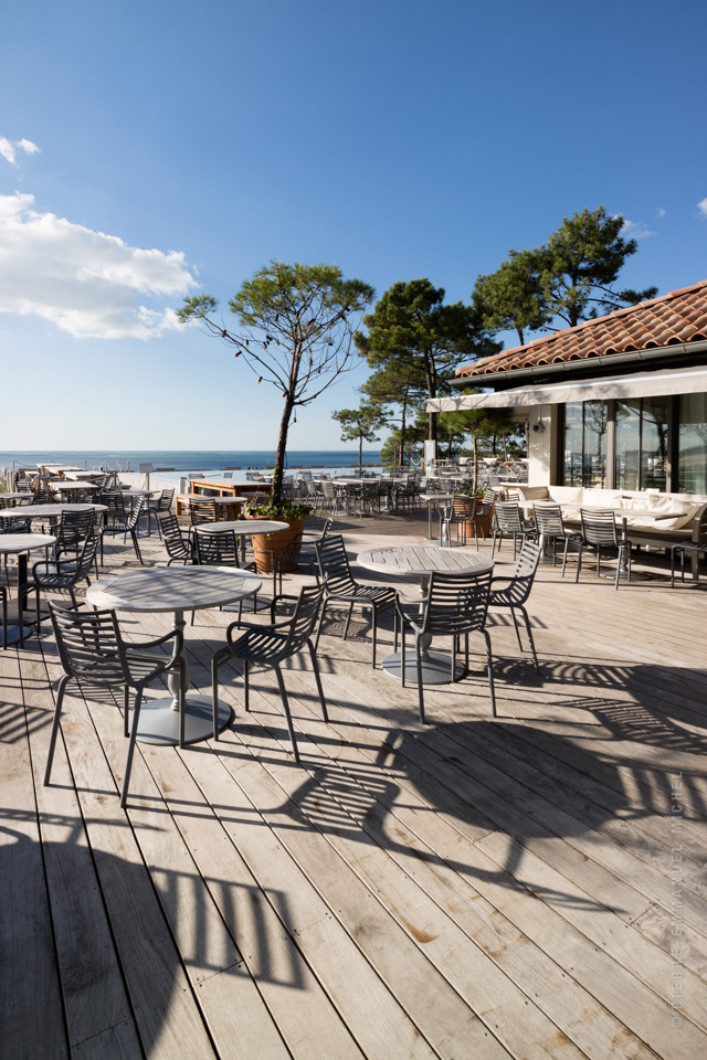Existences la corniche - Restaurant starck arcachon ...
