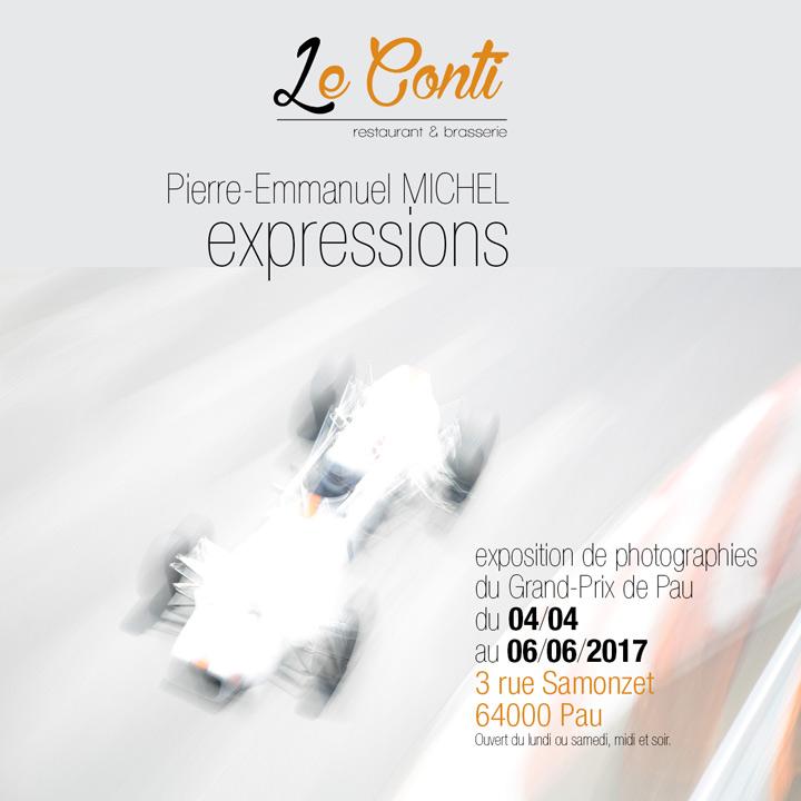 Expo Photo grand prix de Pau